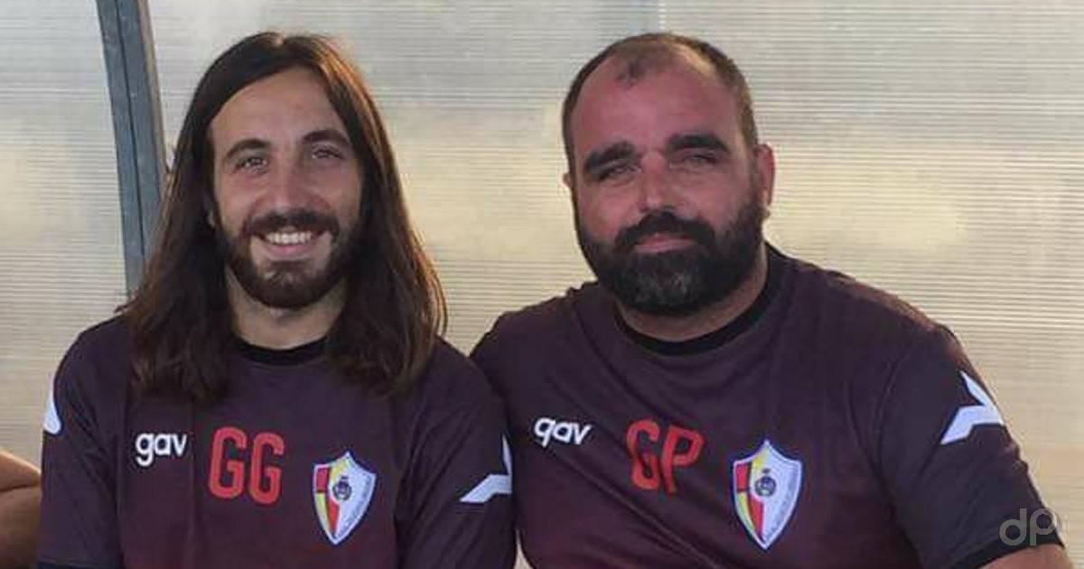 Gianluca Politi e Gabriele Galiotta all'Aradeo 2017