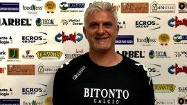 Bitonto, si completa lo staff tecnico: Iurino è il nuovo preparatore dei portieri