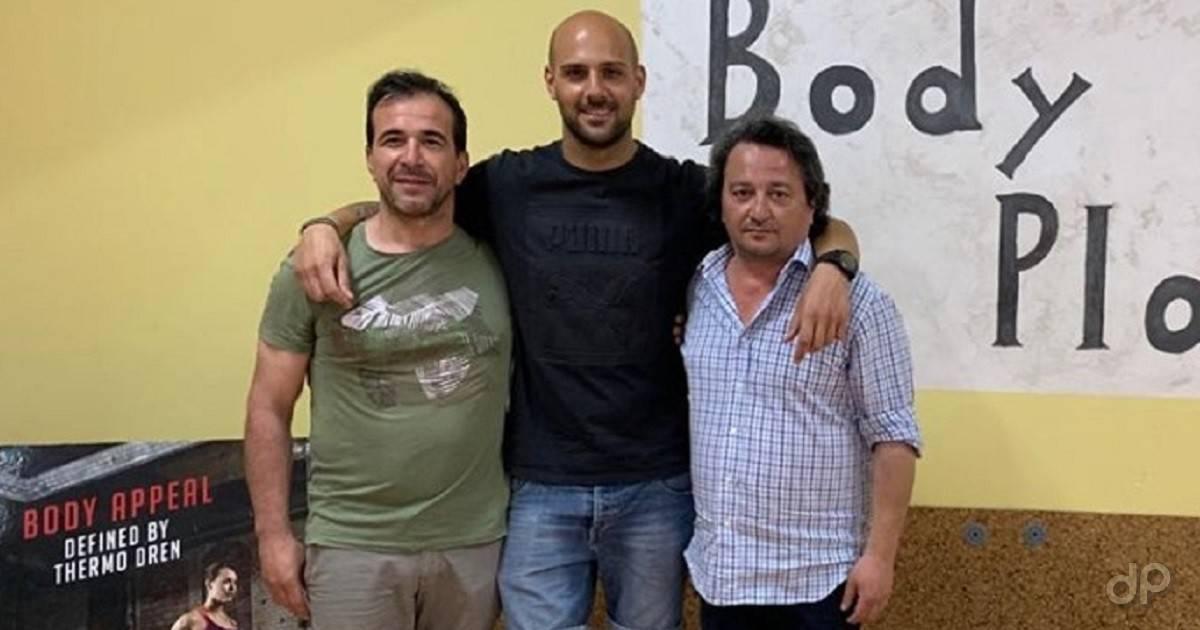 Lorenzo Salerno al San Marco 2019