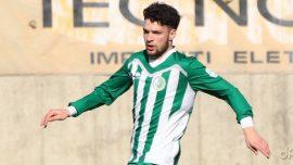 Sport Lucera, primo acquisto per la società biancoceleste: firma Pellegrino