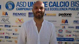 Luigi Di Simone allenatore UC Bisceglie 2019