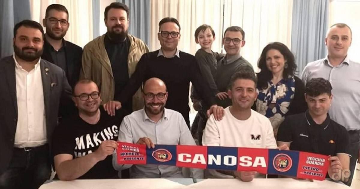 Nuovo staff Canosa 2019