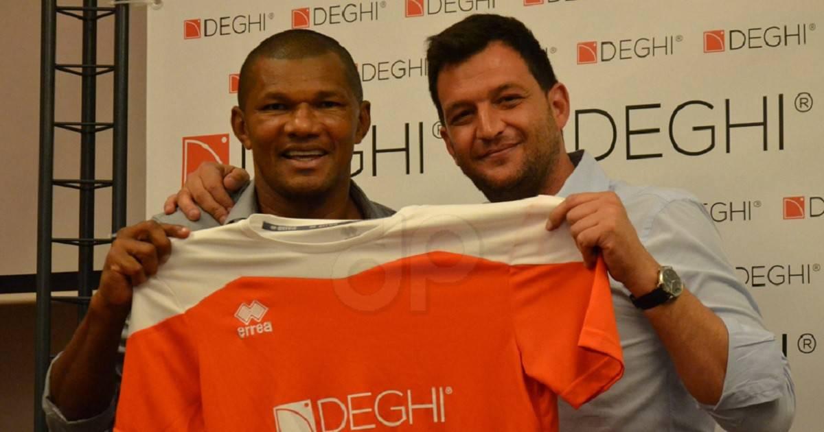 Presentazione Francisco Lima allenatore Deghi 2019