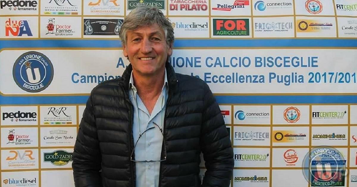 Renzo Ferrante responsabile settore giovanile UC Bisceglie 2019