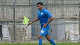 Martina, il club biancazzurro potrà ancora contare sul forte difensore Amoruso