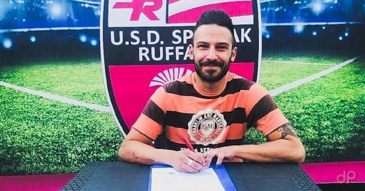 Alessandro Errico allo Spartak Ruffano 2019