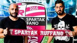 Spartak Ruffano, nomi importanti per attacco e centrocampo: presi Elia e Striano