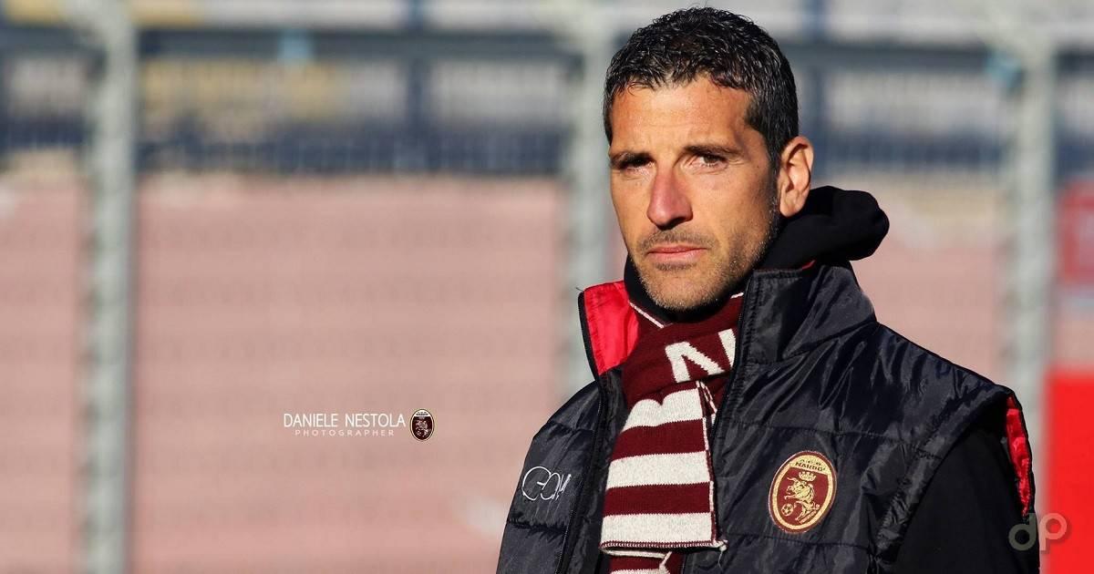 Antonio Foglia Manzillo al Nardò 2019
