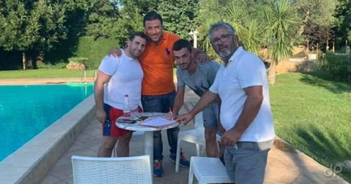 Giuseppe Raffaello al Ceglie 2019