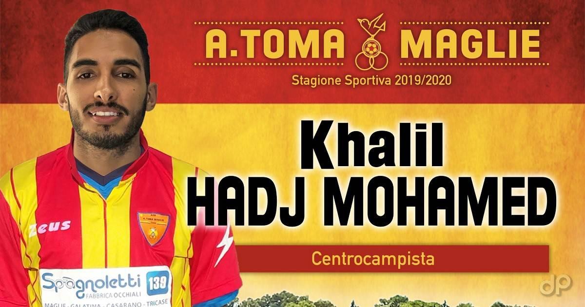Hadj Mohamed Khalil al Maglie 2019