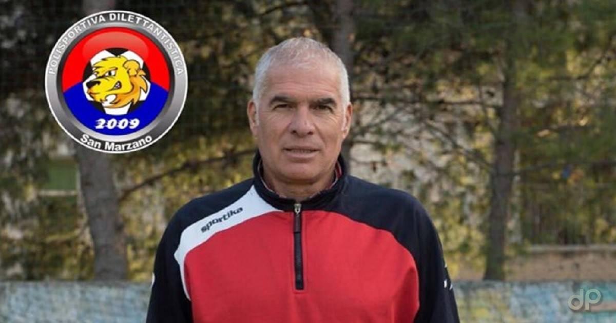 Lorenzo Tomaselli direttore sportivo San Marzano 2019