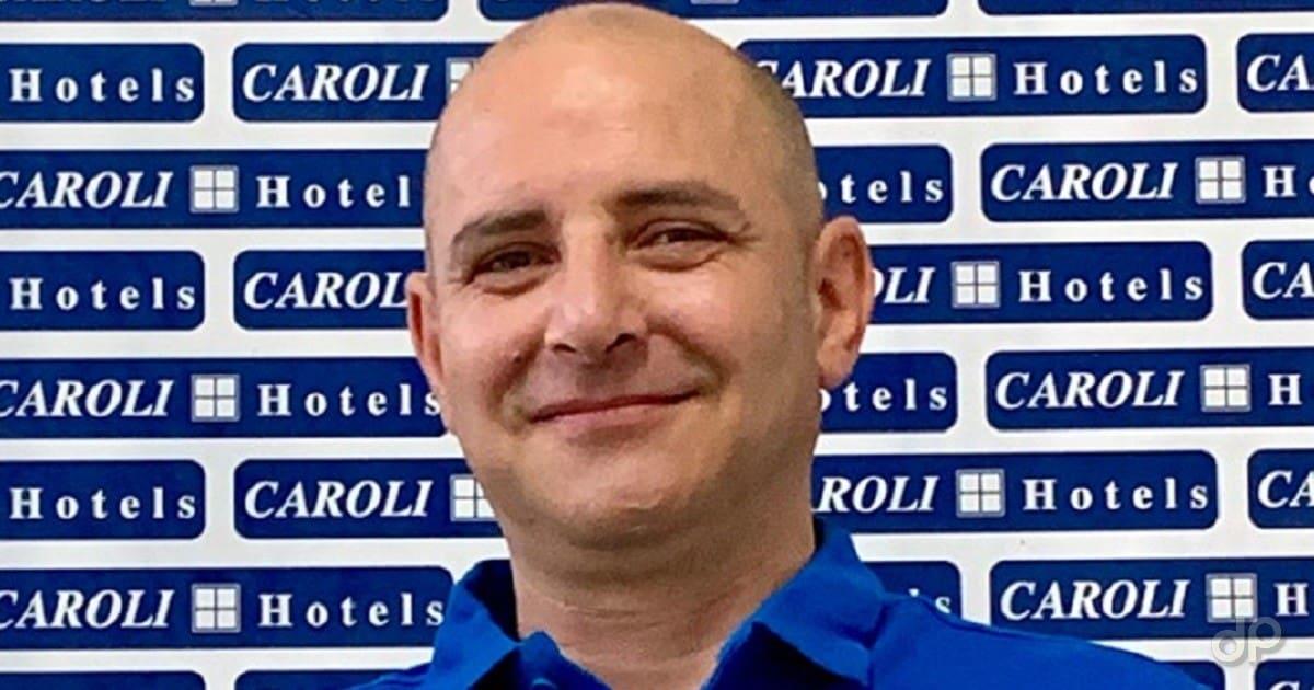 Ludovico Caracciolo allenatore Capo di Leuca 2019