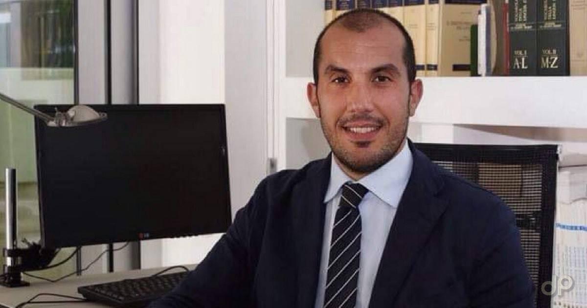 Marino Liuzzi presidente Vigor Bitritto 2019
