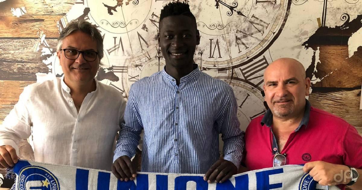 Mario Leigh Musa all'UC Bisceglie 2019