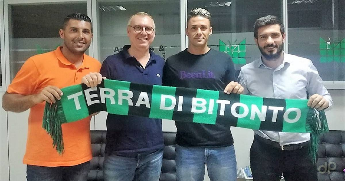 Massimiliano Marsili al Bitonto 2019