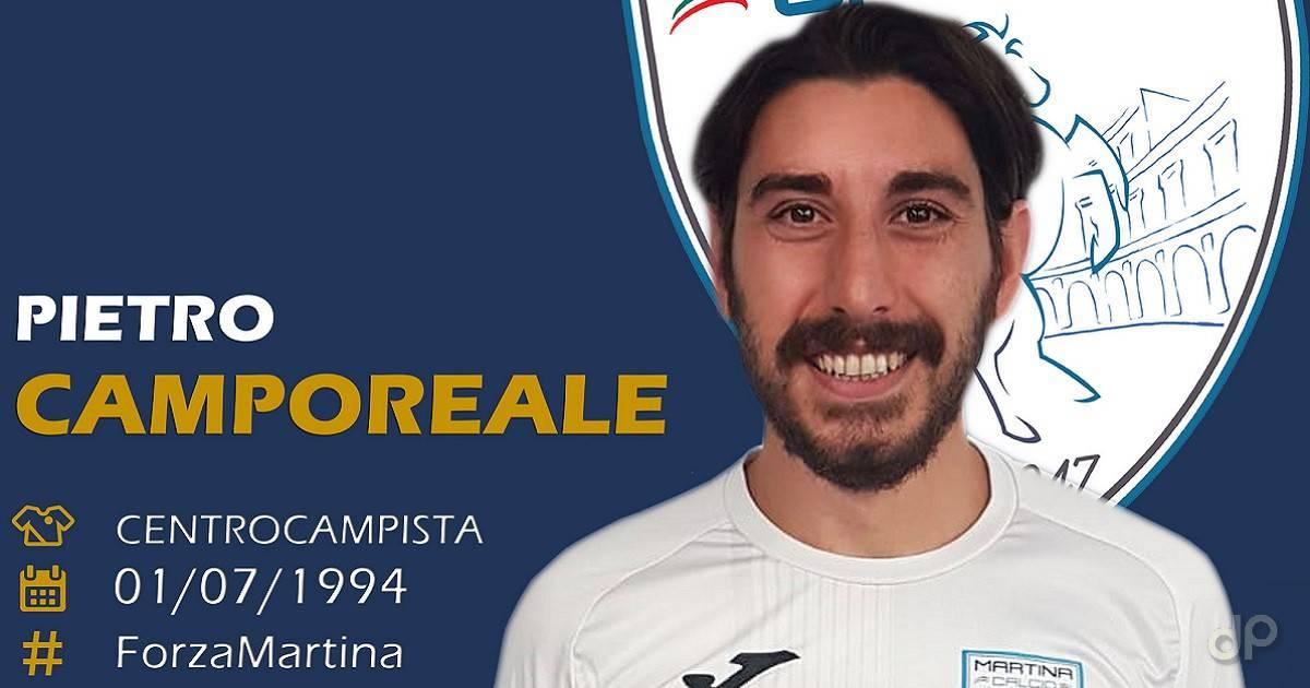Pietro Camporeale al Martina 2019