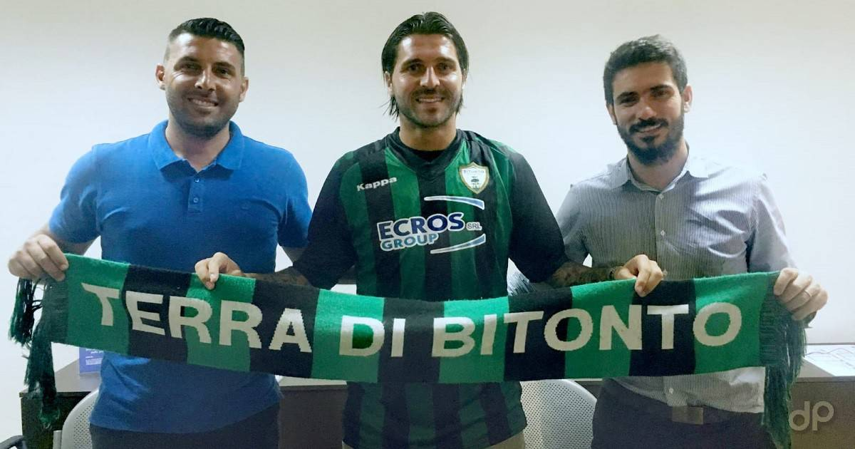 Presentazione Cosimo Patierno Bitonto 2019