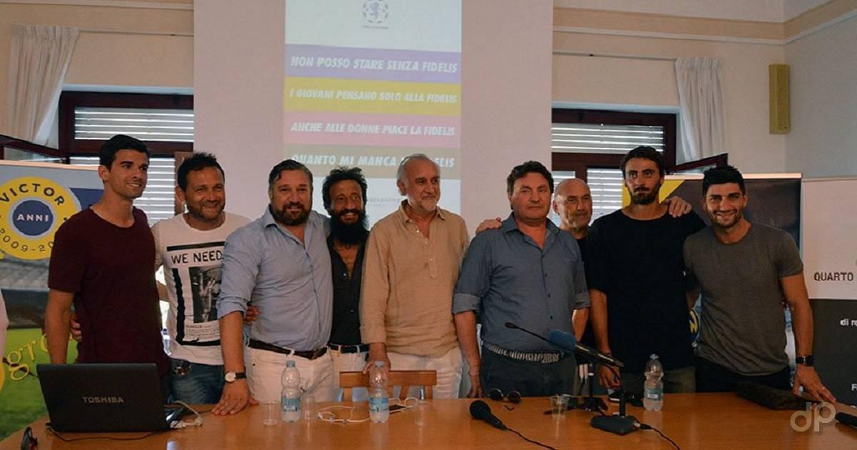 Presentazione Favarin Fidelis Andria