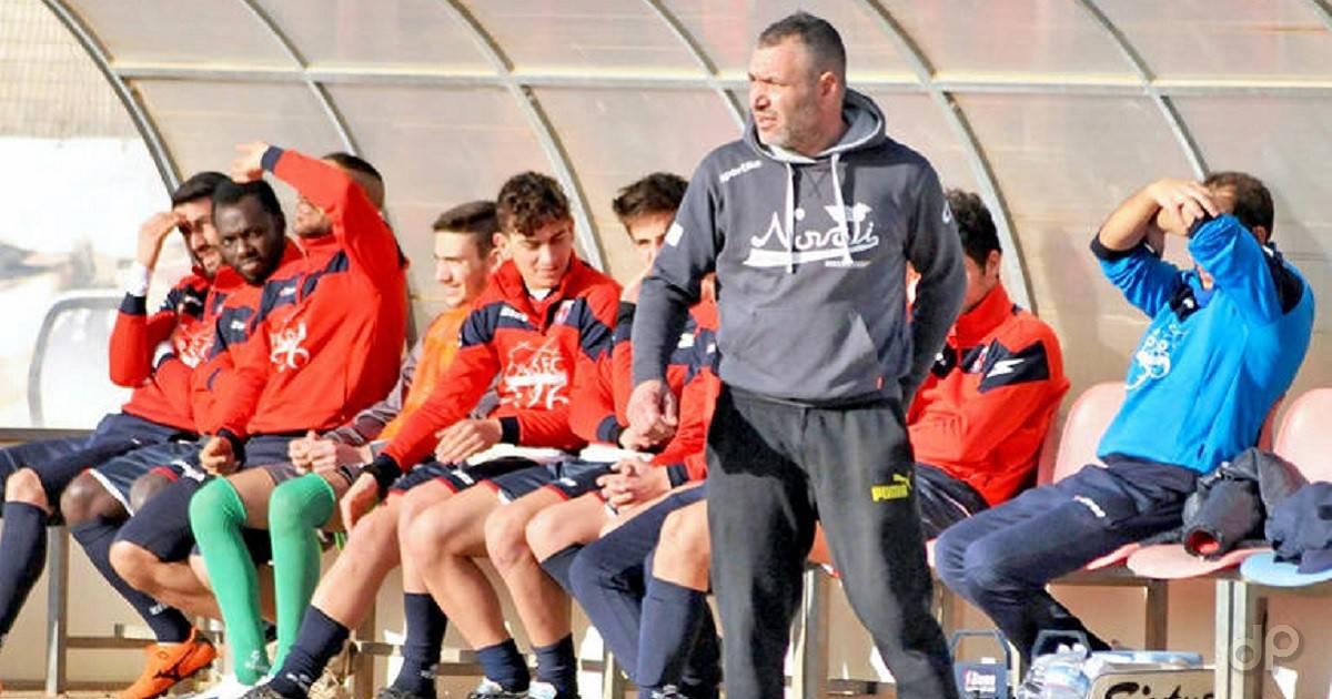 Salvatore Epifani allenatore Novoli 2019