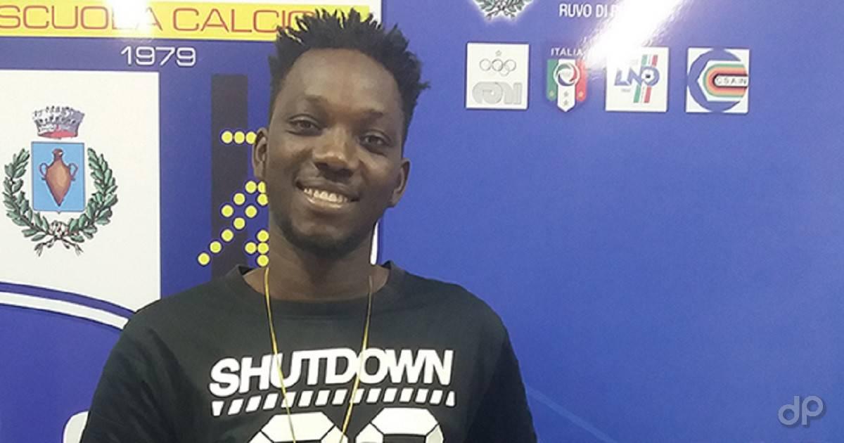 Serigne Abdou Hakeem Fall alla Ruvese 2019