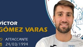 Martina, primo arrivo in attacco: firma il centravanti argentino Varas