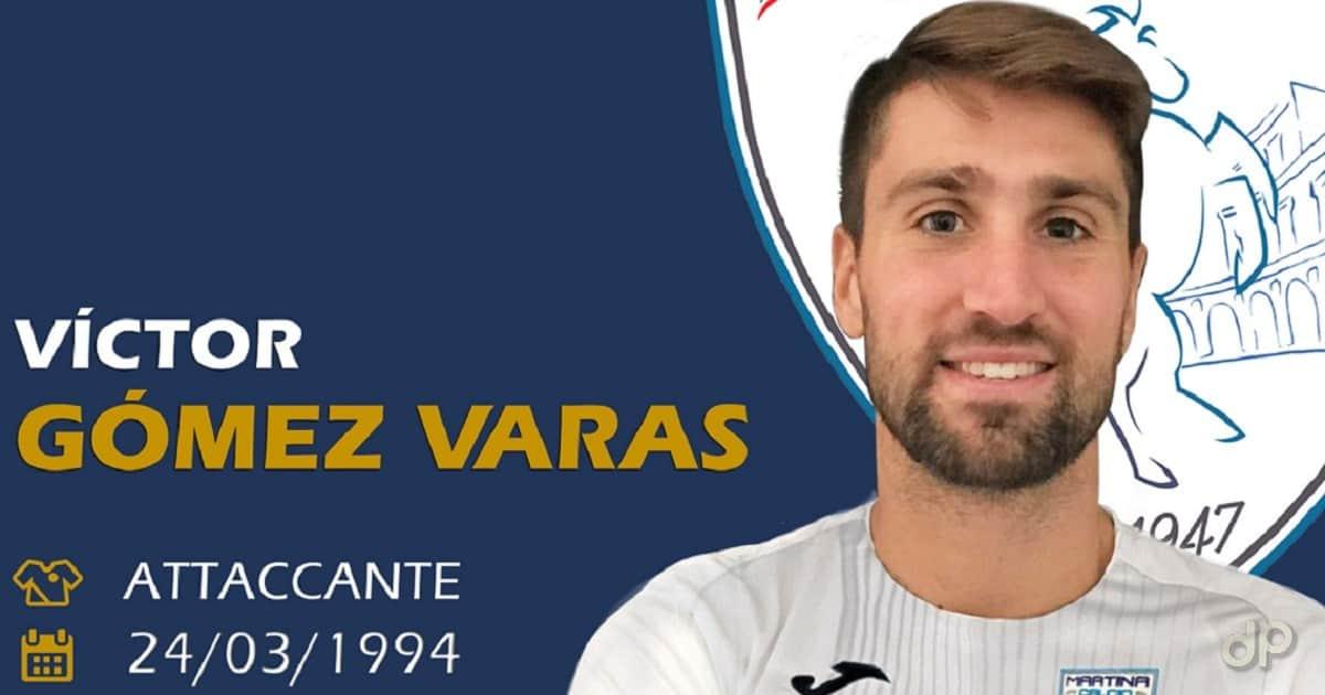 Víctor Gomez Varas al Martina 2019