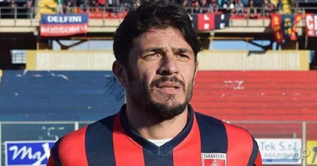Vito Di Bari al Taranto 2019