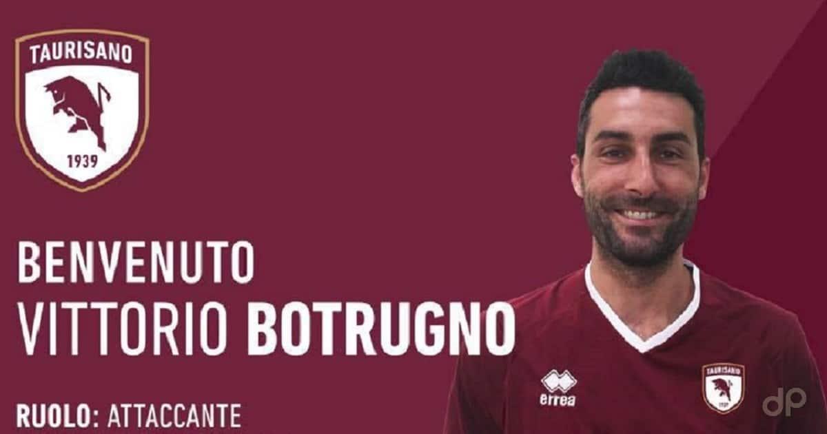 Vittorio Botrugno al Taurisano 2019