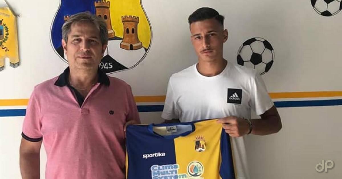 Vittorio Cannone all'Ostuni 2019