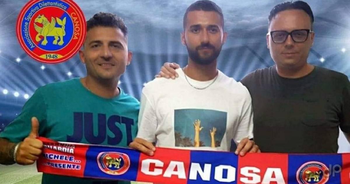 Vittorio Pugliese al Canosa 2019
