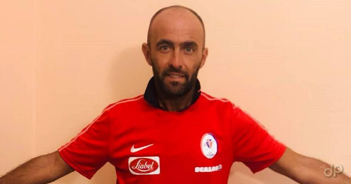 Alberto Bosco allenatore Latiano 2019