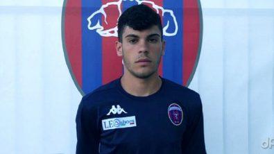 Carmine Iannone al Casarano 2019