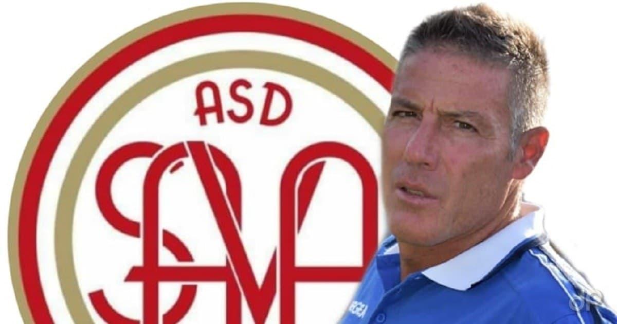 Cosimo Mazza allenatore Sava 2019