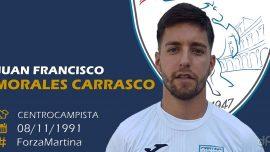 Juan Francisco Morales Carrasco al Martina 2019