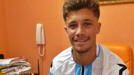 Atletico Racale, preso l'attaccante argentino Lopez. Otto nuovi arrivi under