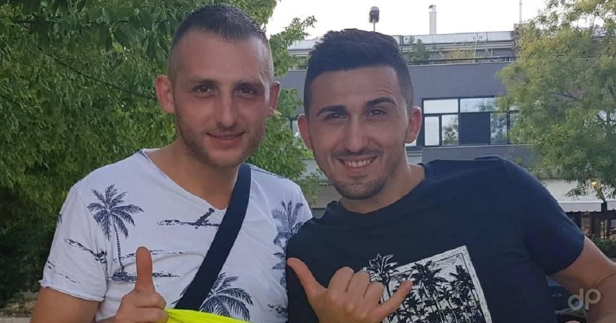 Mario Ungaro e Stefano De Vita all'Audax San Severo 2019