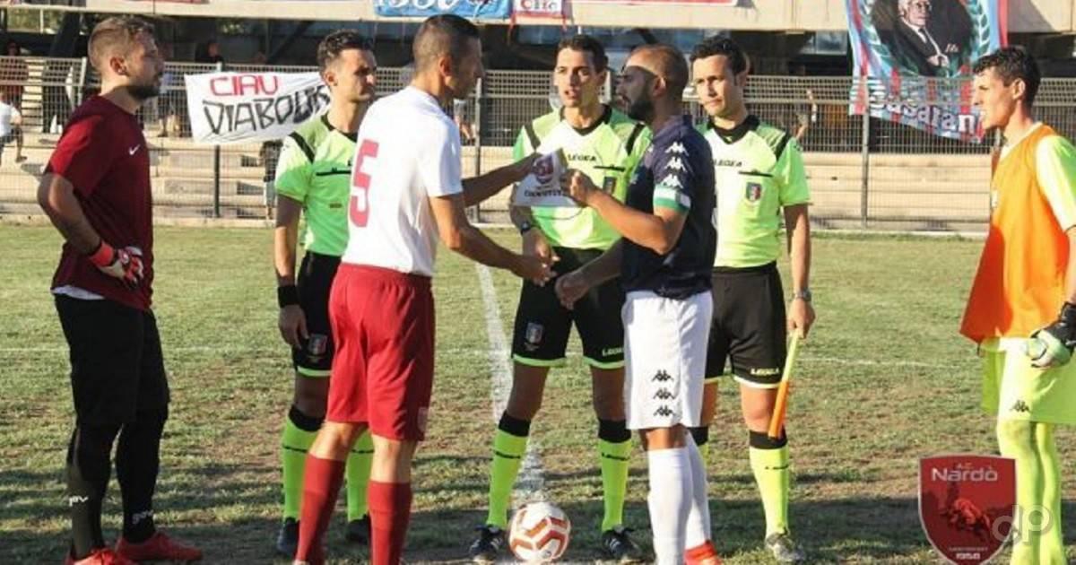 Nardò-Casarano Coppa Italia 2019-20