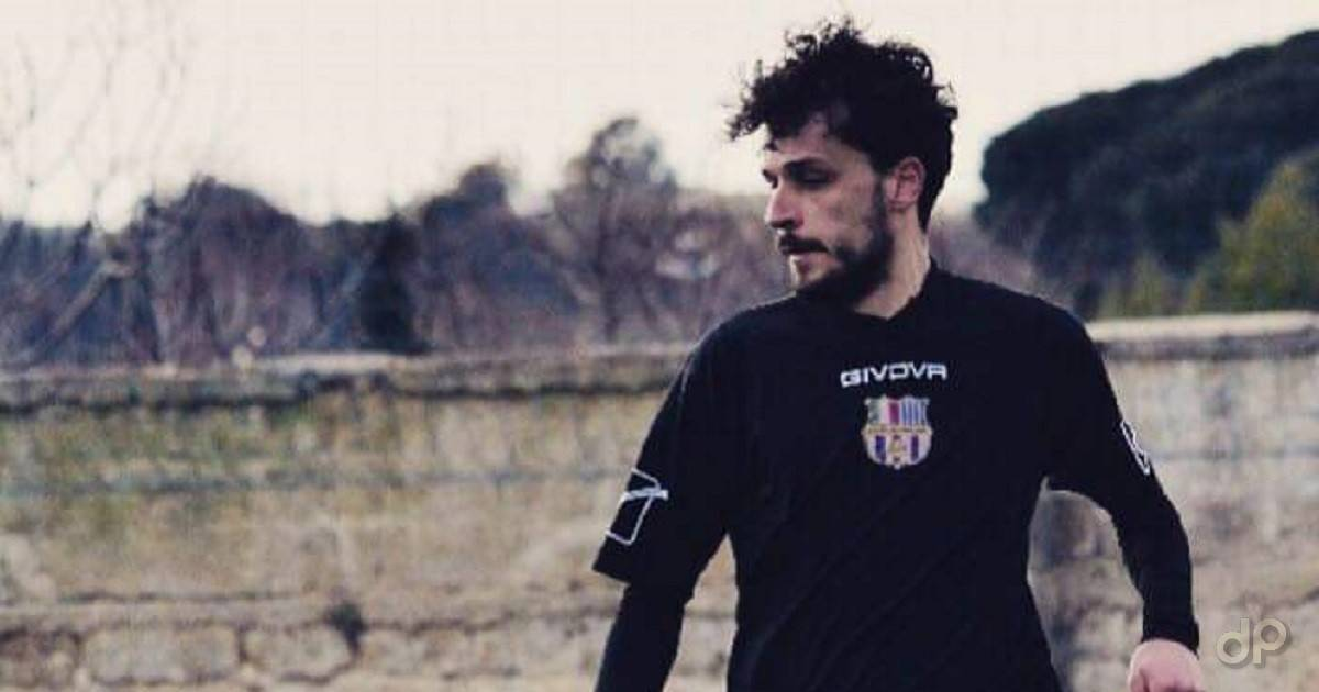 Nicola Lippolis alla Virtus Castellana 2019