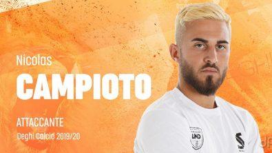 Nicolas Campioto ala Deghi 2019