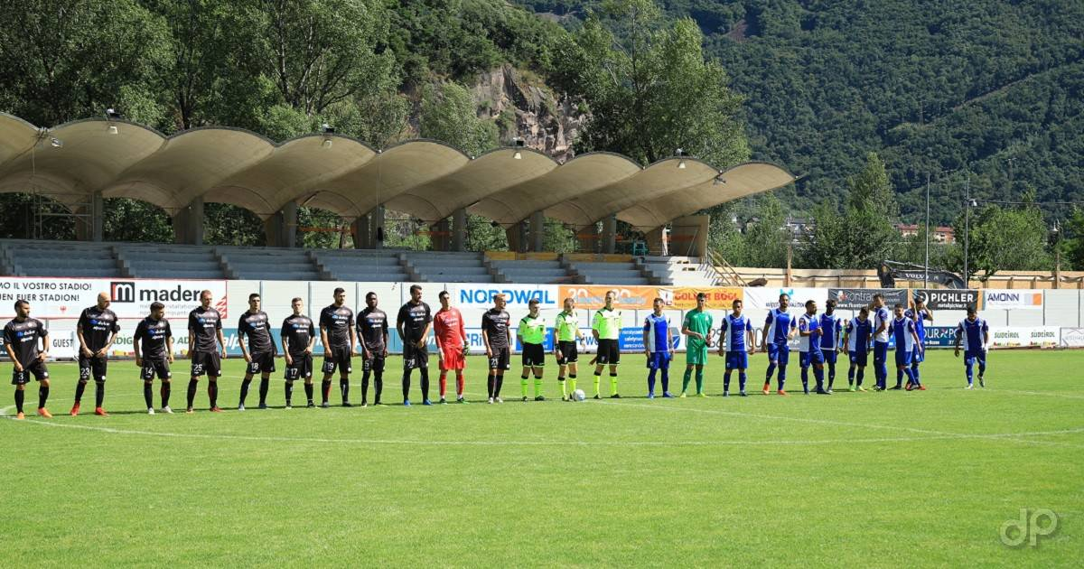 Sudtirol-Fasano Tim Cup 2019