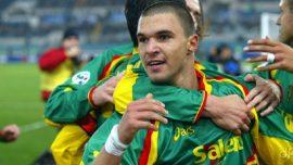 Valeri Emilov Božinov al Lecce