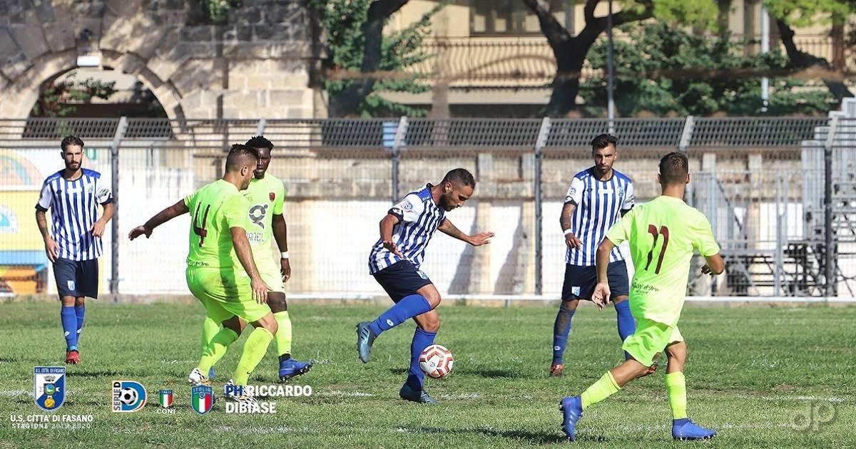 Nardò-Fasano 2019-20