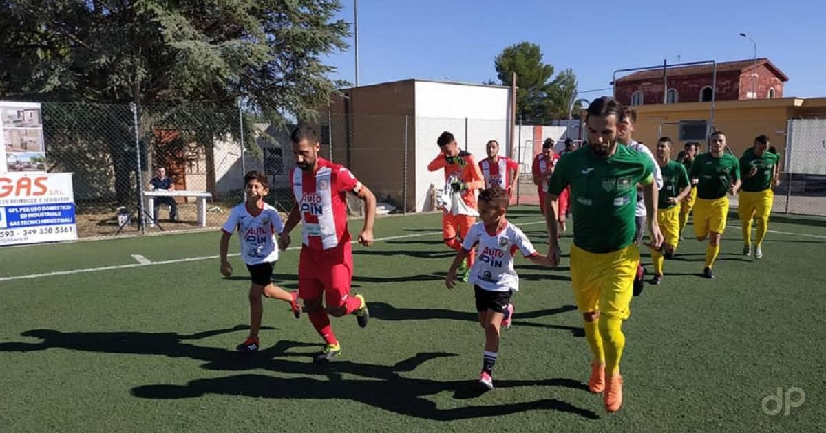 Sava-Salento Football 2019-20