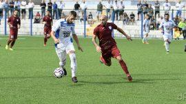 """UC Bisceglie-Martina, a Zinetti risponde Lopez: al """"Di Liddo"""" finisce 1-1"""