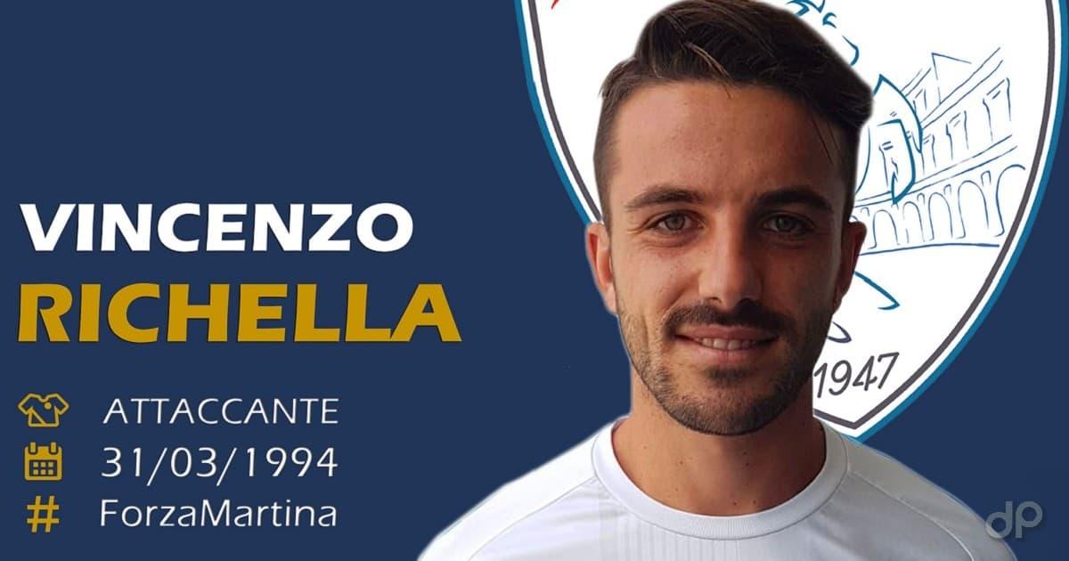 Vincenzo Richella al Martina 2019
