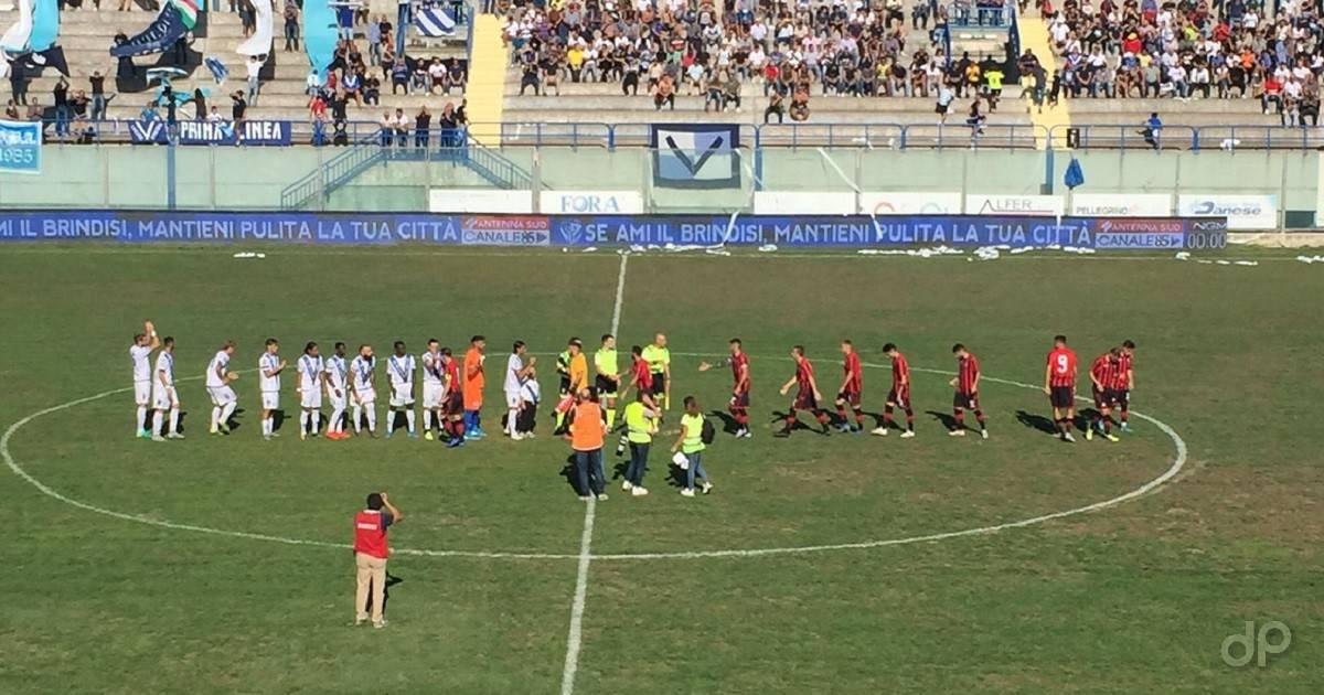 Brindisi-Foggia 2019-20