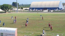 FC Capurso-Ginosa, vittoria di rigore per il team di Pizzulli: termina 0-1