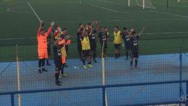 Ceglie-Polimnia, vittoria e prima posizione consolidata per i rossoverdi: finisce 1-2