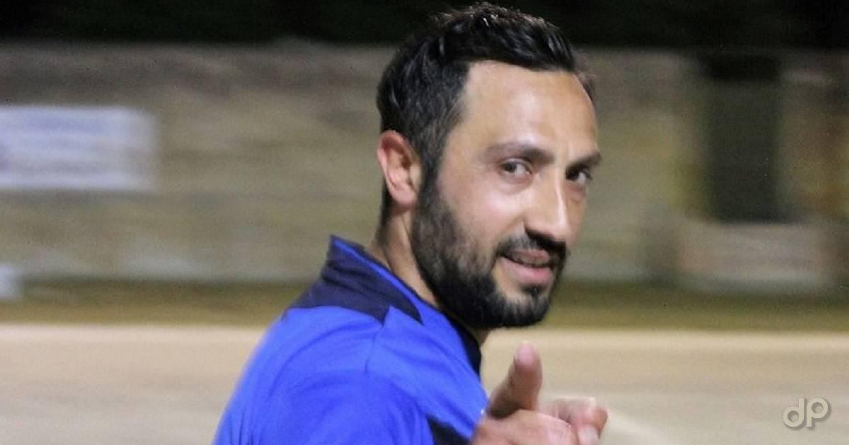 Christian Tondi allenatore Veglie 2019