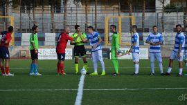 Football Acquaviva-Foggia Incedit, impresa biancoblù: capolista battuta 2-1